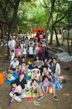 G's BBQ Party 2012の様子