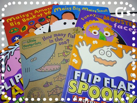 English picture books /  G's英会話スクール