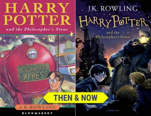 Harry Potter UK版