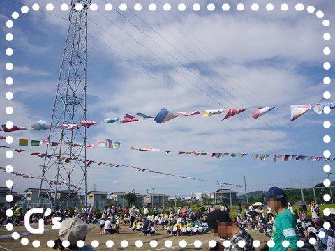 東山保育園運動会②